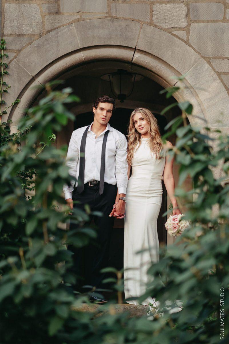 Planting Fields Small Wedding