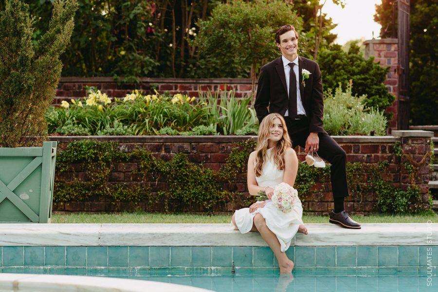 Planting Fields Intimate Elopement Wedding | Oyster Bay, Long Island, New York