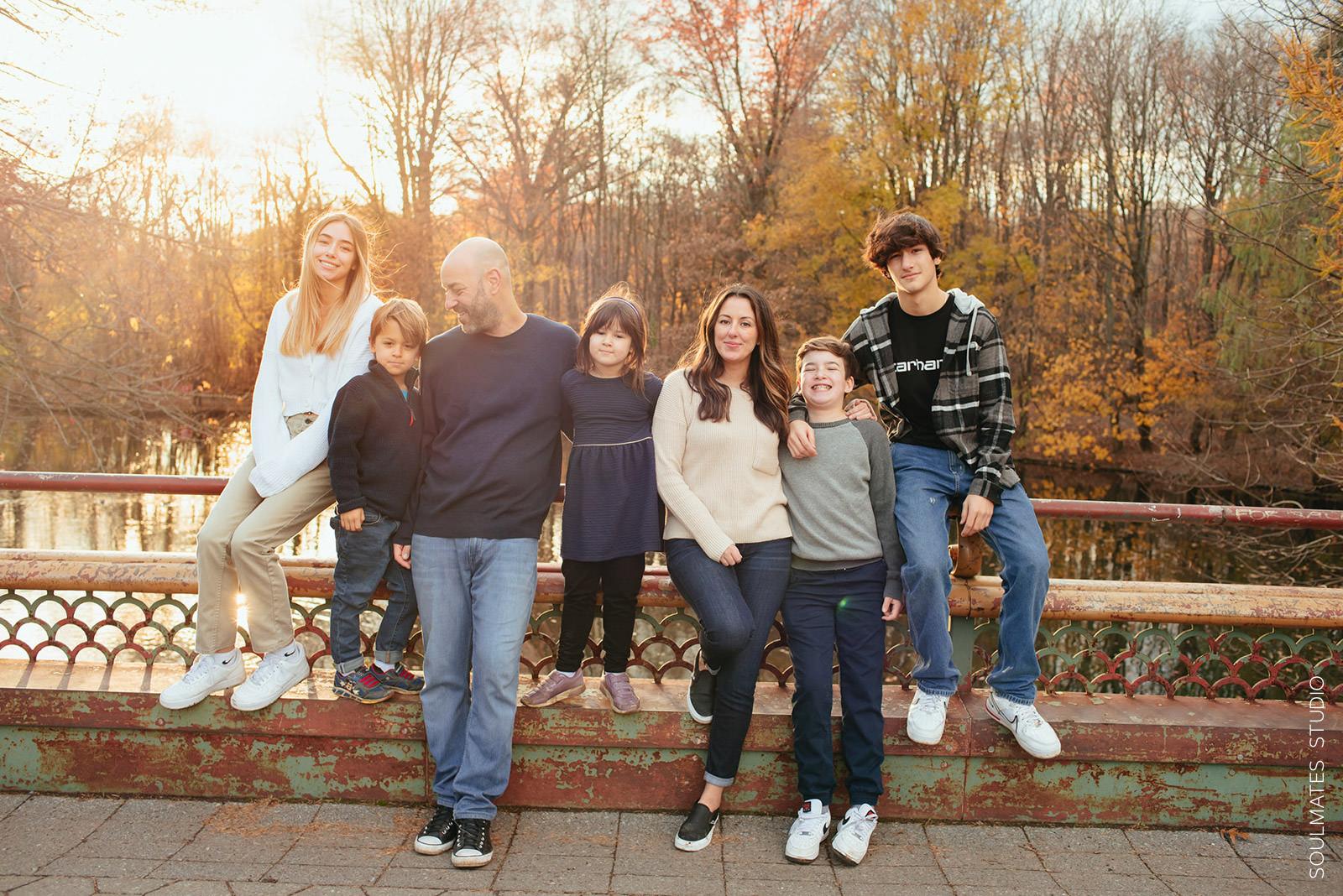 Prospect Park Family Session