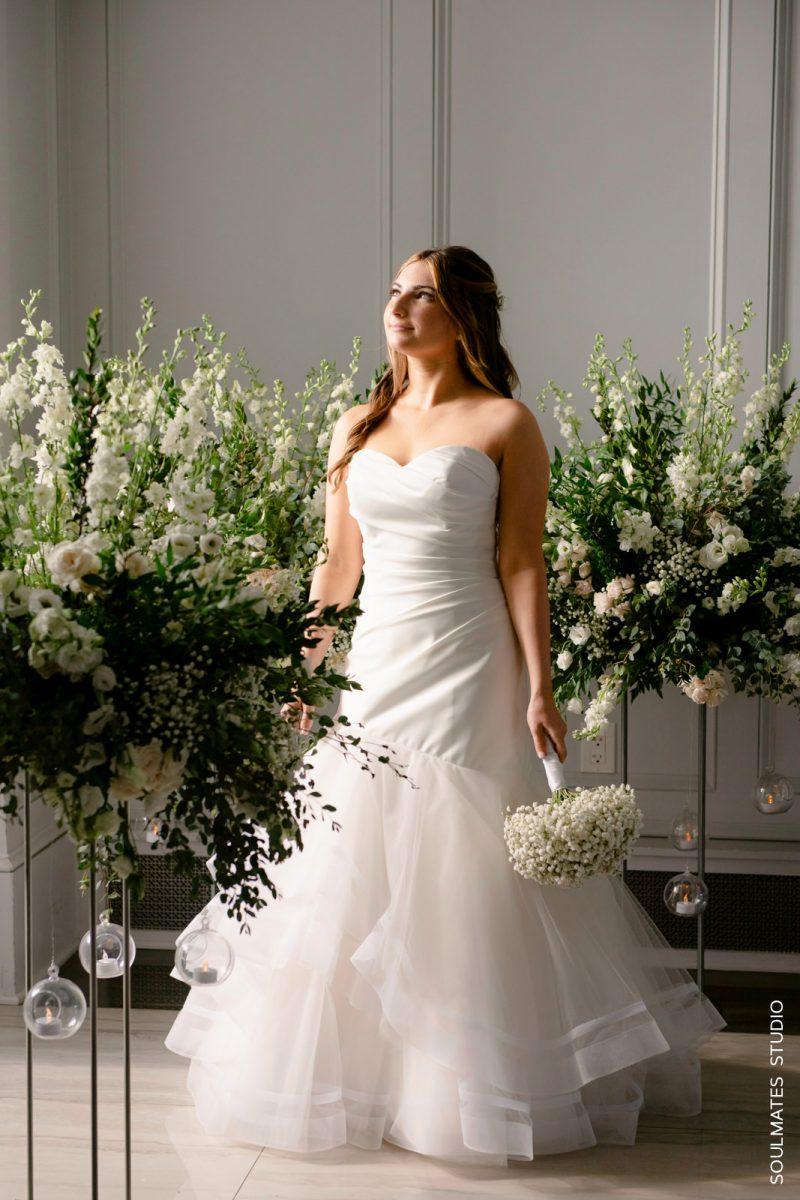 Hudson House Jersey City Bride
