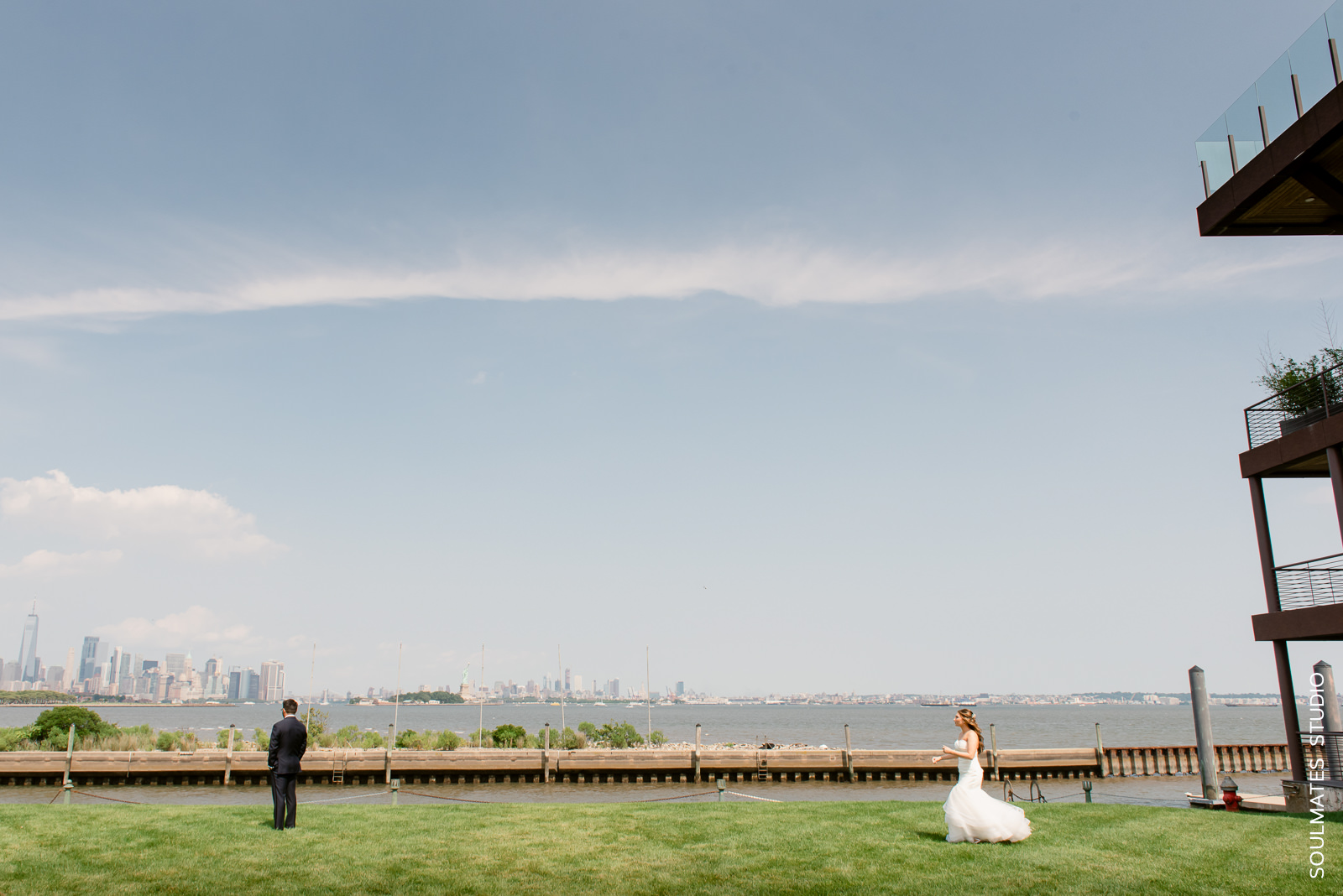 Hudson House Jersey City wedding