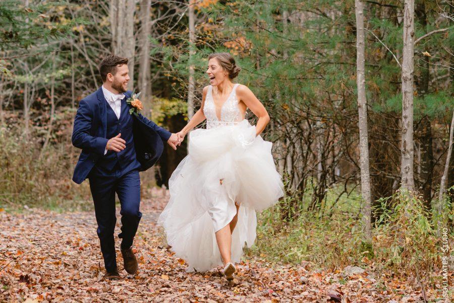 Autumn Catskills Wedding