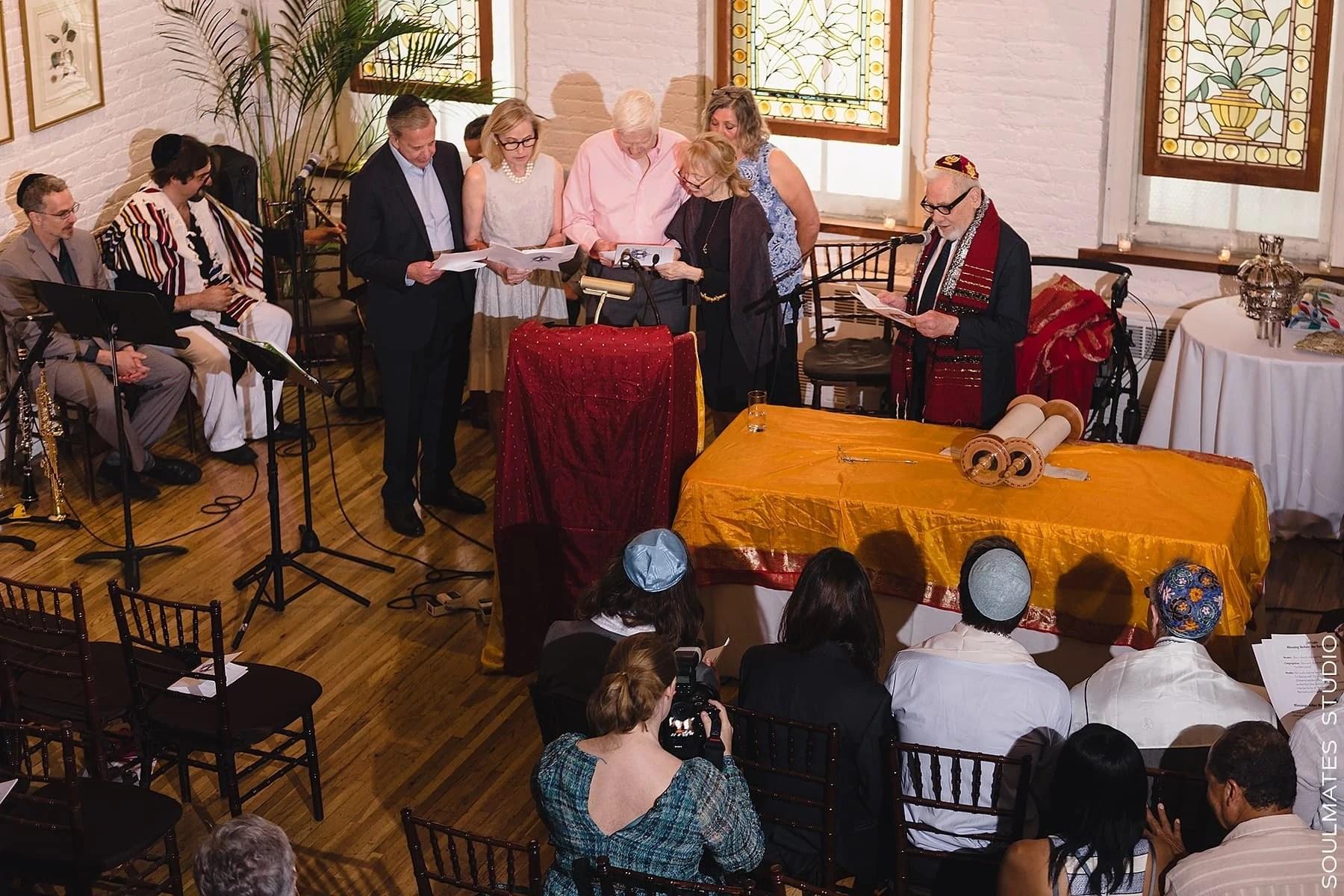 Manhattan Bar mitzvah Celebration