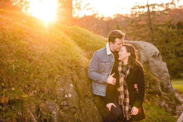 New York Botanical Garden Engagement