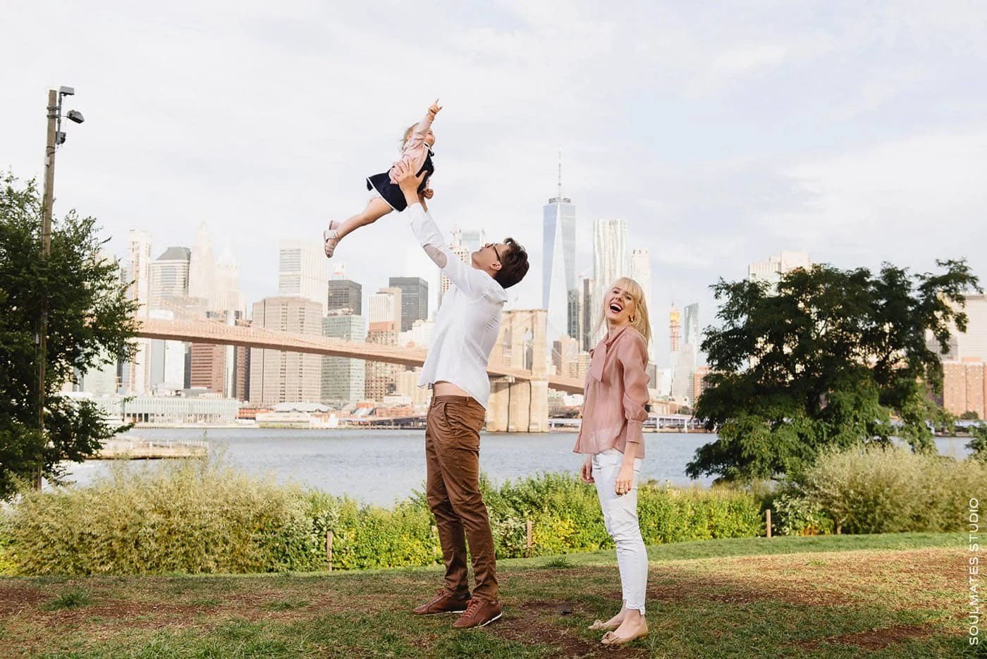 Brooklyn Family Session