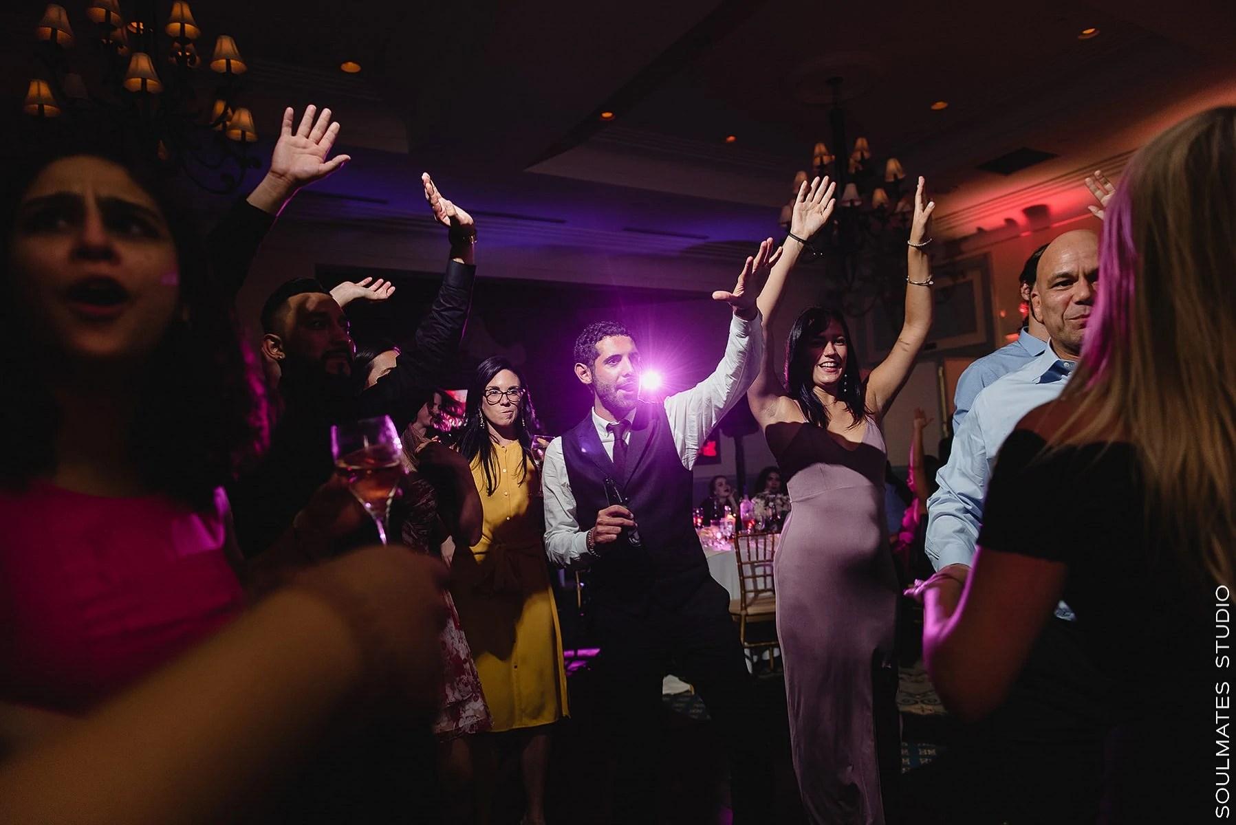 Brooklyn Wedding Reception Party