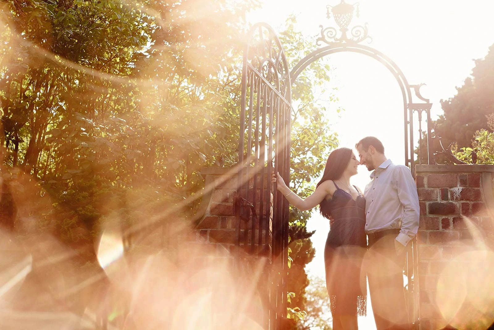 Engagement session suggestions for couples