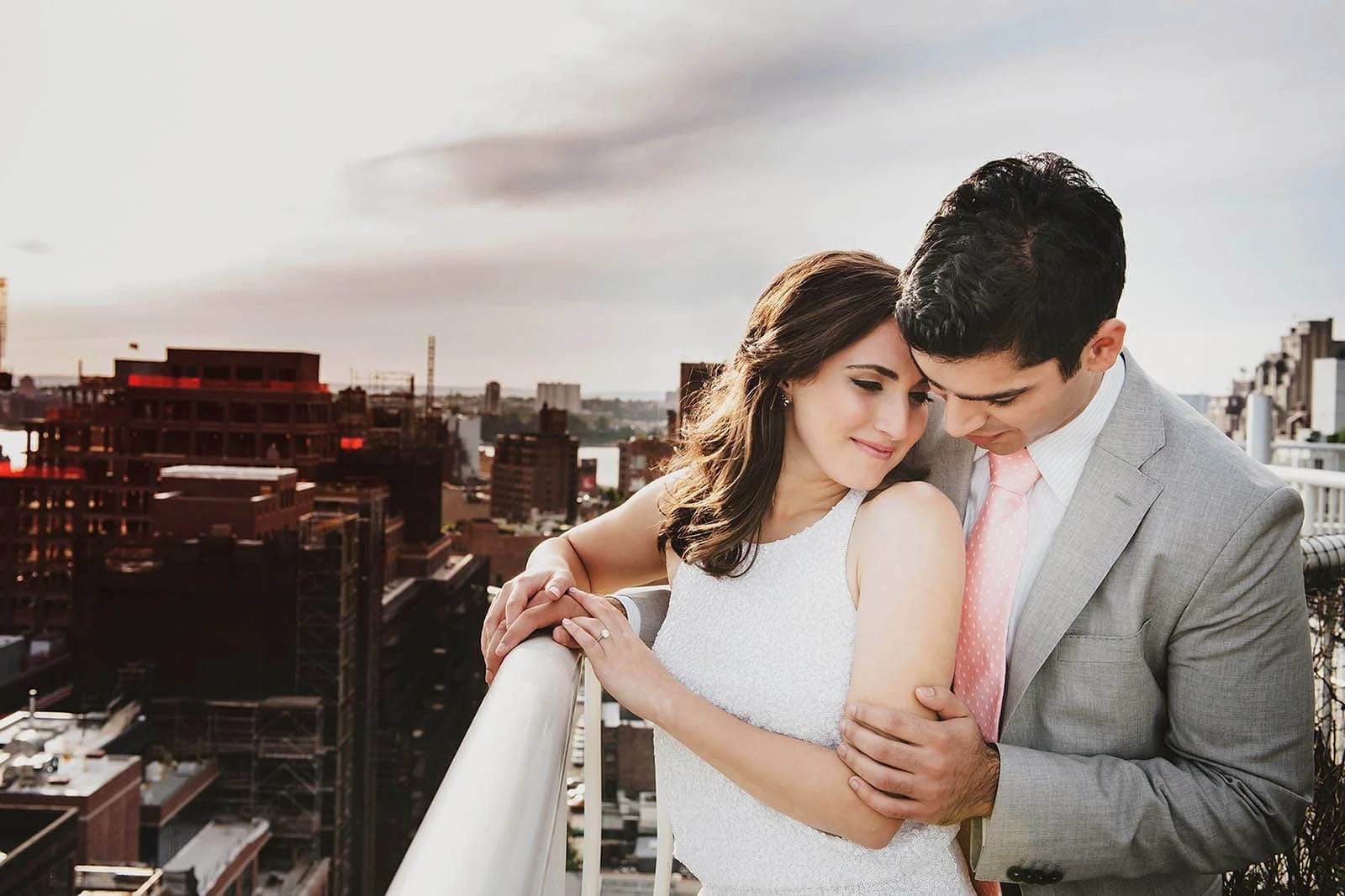 Manhattan Engagement pictures best outfits