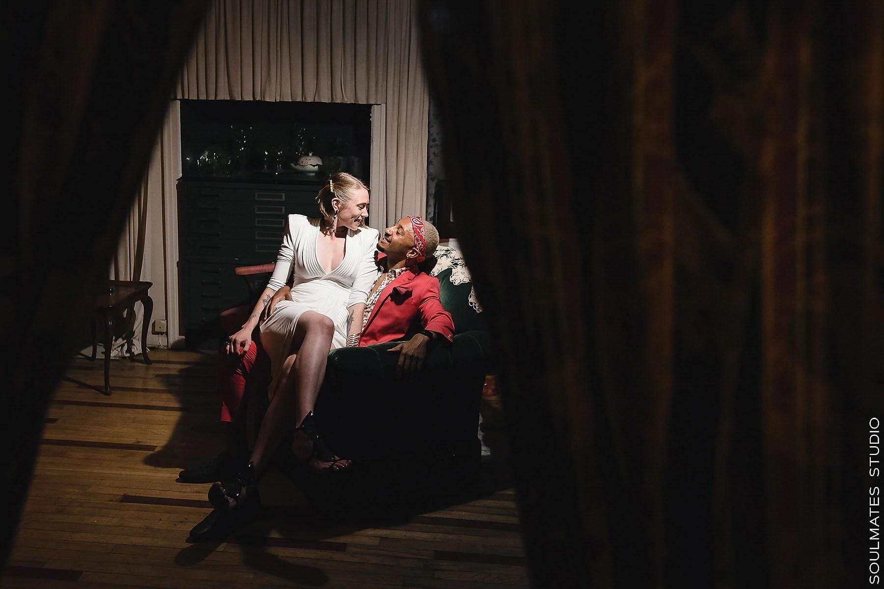 Margo Feiden Galleries Elopement Wedding Portrait