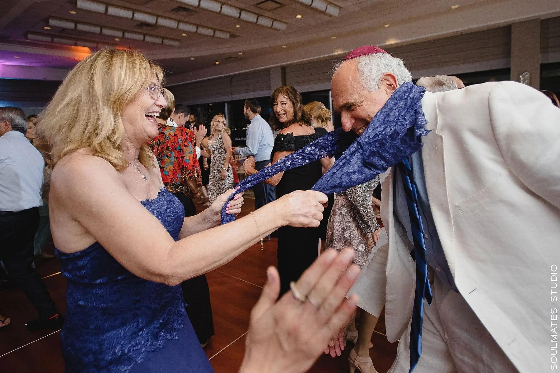 Wedding Reception dances at Jersey City Hyatt Regency