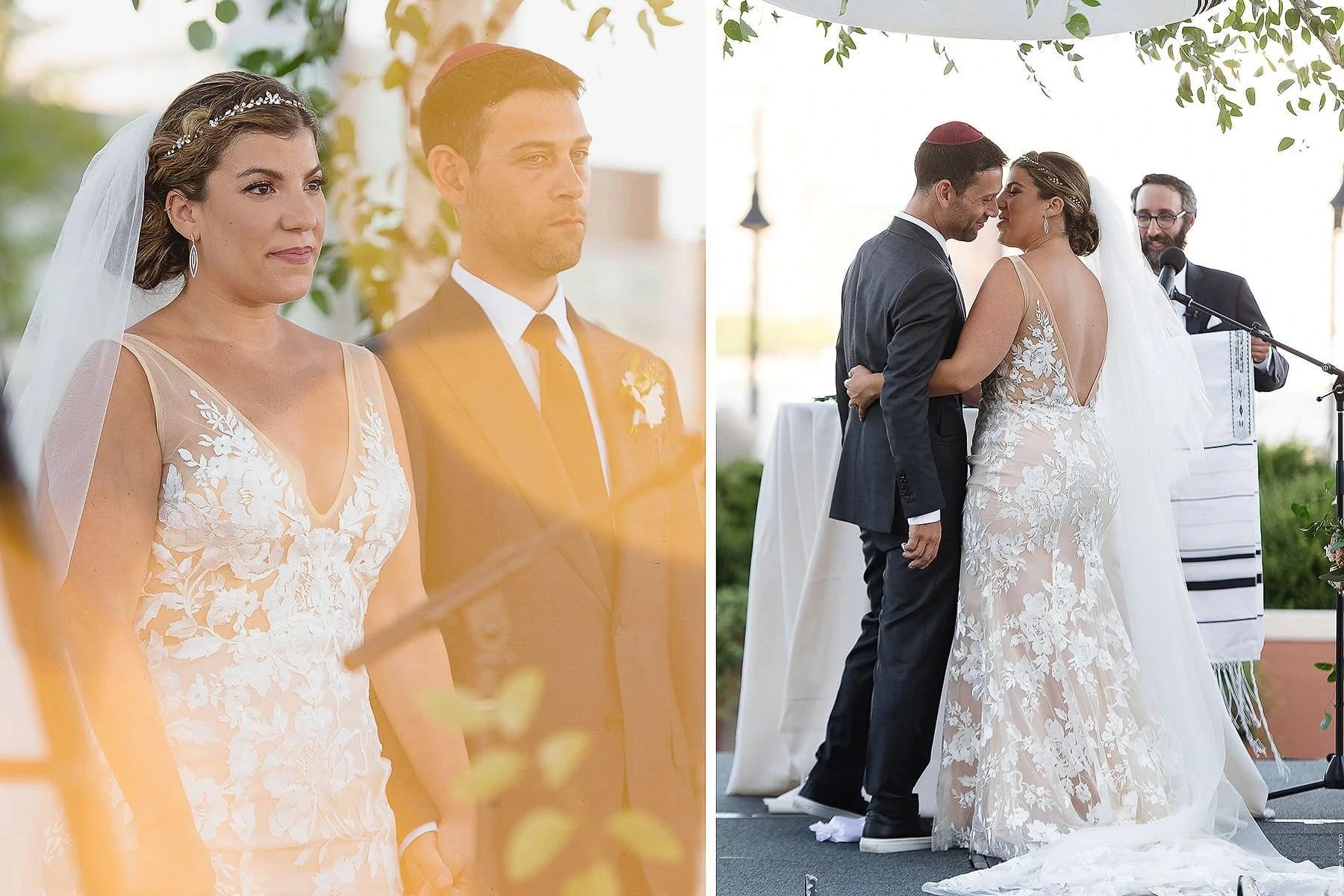 New Jersey Hyatt Regency Wedding Ceremony