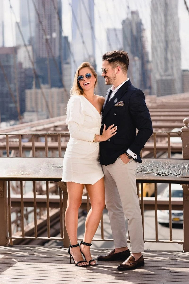 New York Engagement Pictures best Poses