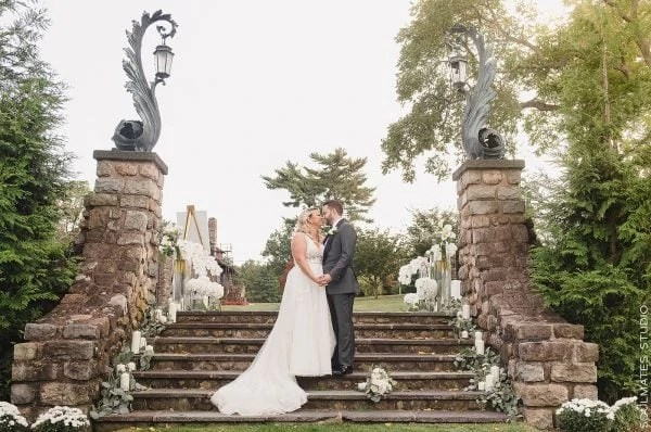 Paramount country club wedding