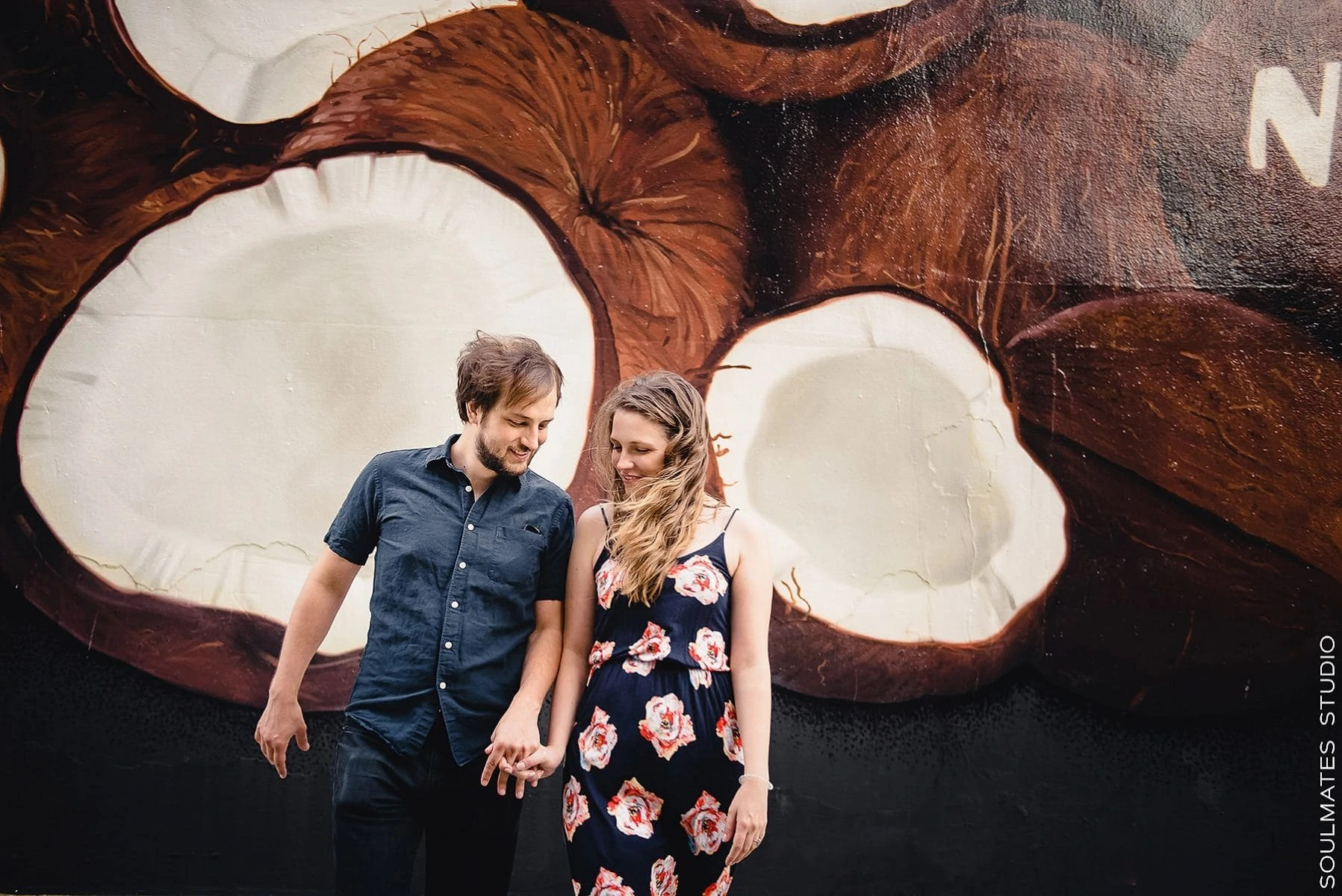 Williamsburg Engagement Session Portrait