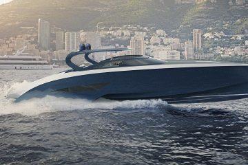 Bugatti lança iate de 3,25 milhões de euros