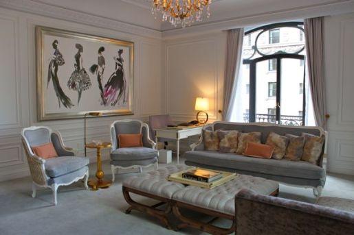 Hotel criados por fashion designers