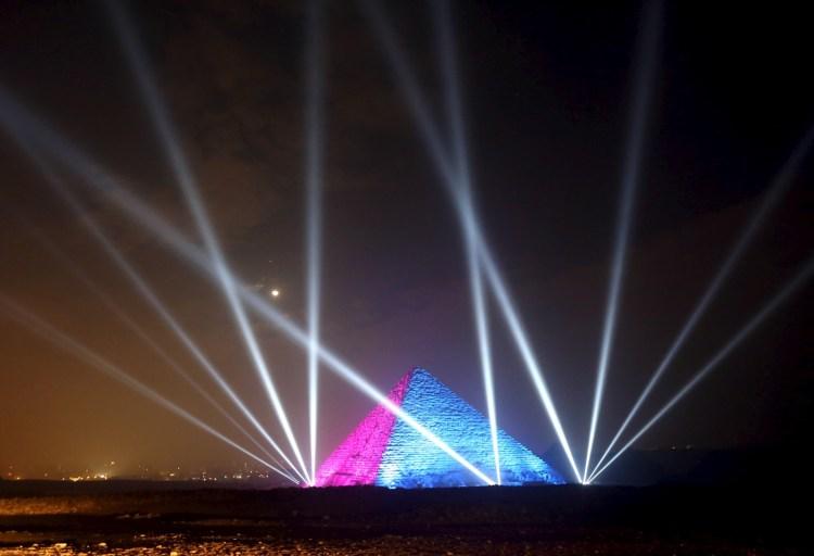 Ano novo Egito