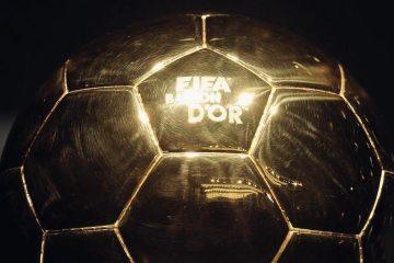 Resultado Bola de Ouro