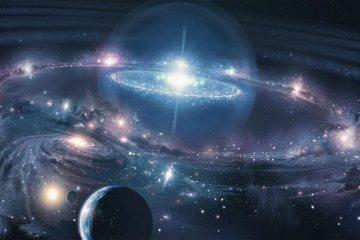Foto do Universo