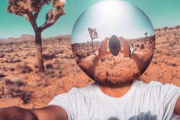Ari Fararooy ilustra de forma surrealista suas experiências no Burning Man