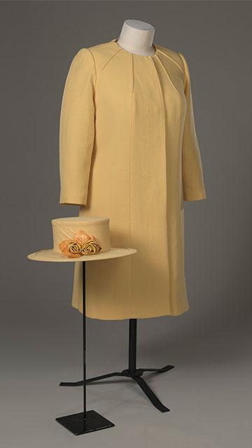 Vestido usado no casamento do príncipe William e Kate Middleton (2011).