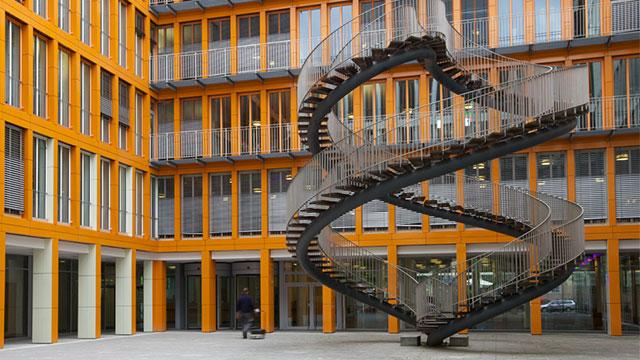 Escadaria Infinita, Munique, Alemanha