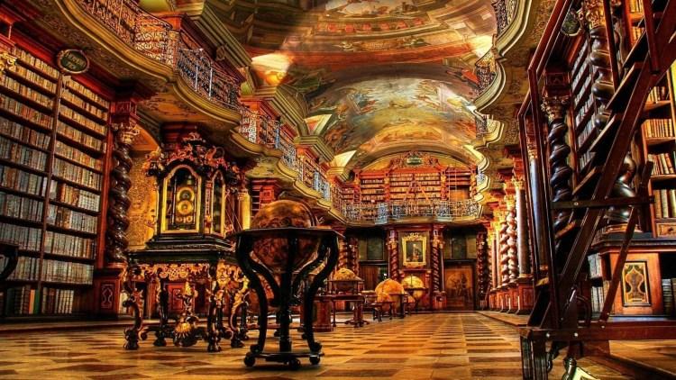 Clementinum National Library-Prague-Czech Republic-Crédito-Clementinum Concerts