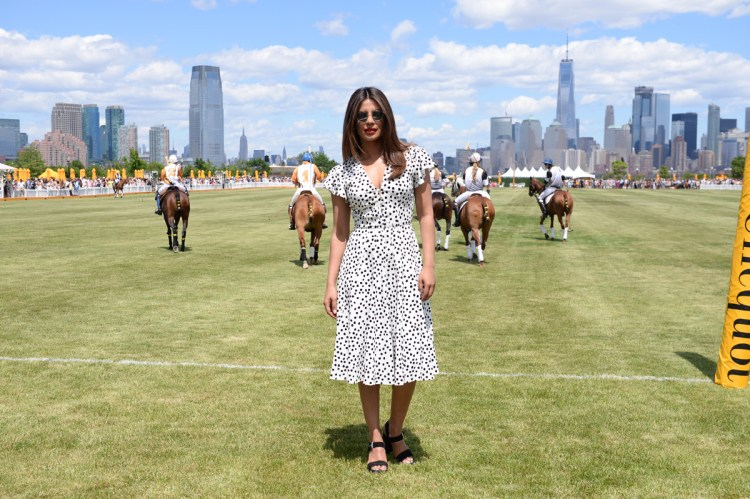 The Tenth Annual Veuve Clicquot Polo Classic - Match