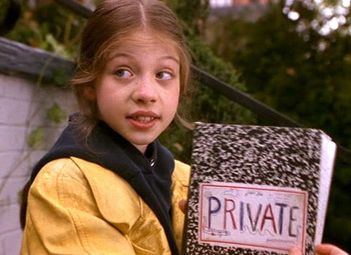#Harrietthespy #journal #private