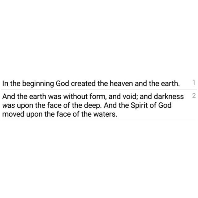 Genesis 1:1-2