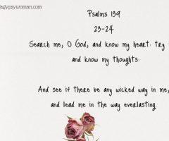 Prayer For A New Heart