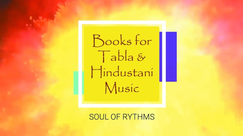 books for tabla