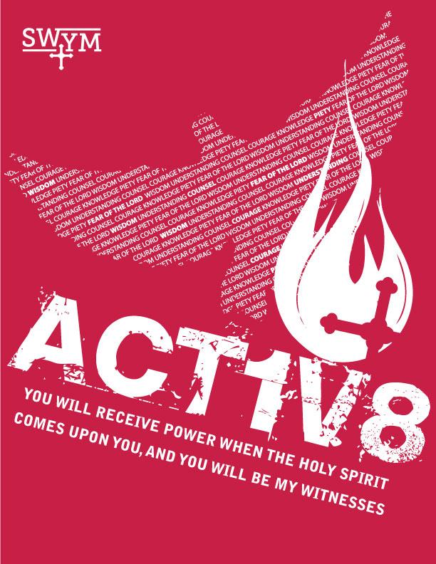 ACT1V8 Retreat Shirt