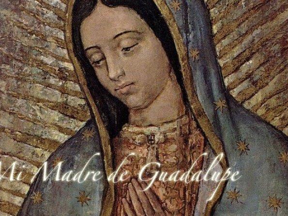 Mi Madre de Guadalupe