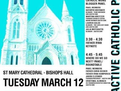 SXSW Interactive 2013 Catholic Event