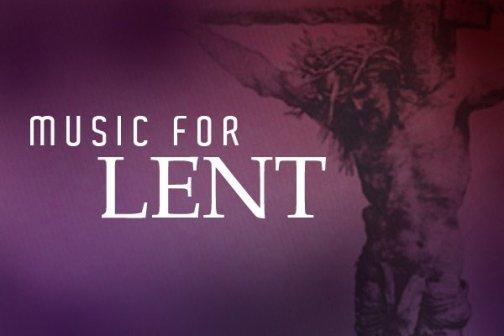 Music For Lent