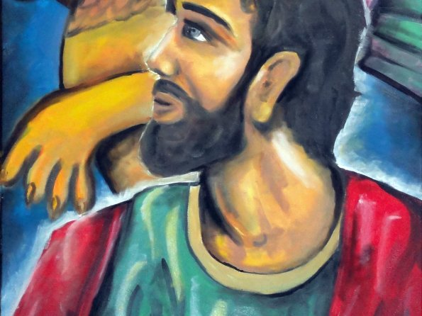 Leō – St Mark the Evangelist [Painting]