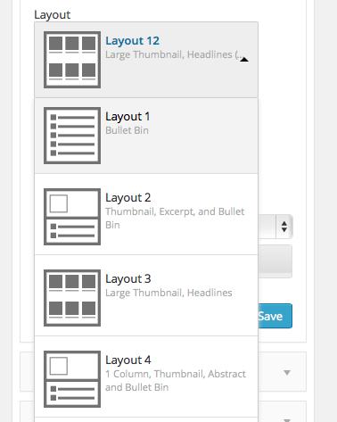 ArticleBin-Layouts
