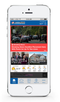NewsApp-HomeBreakingNews