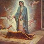 Our Lady healing Juan Bernadino