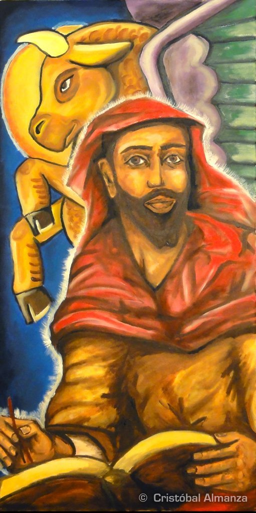 Taurus – Luke the Evangelist