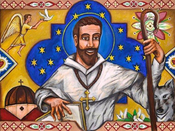 Saint William [Painting]