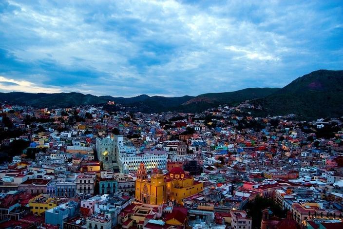 9. Mexico, Guanajuato