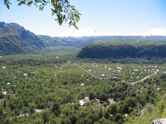 5. Chile, Las Trancas