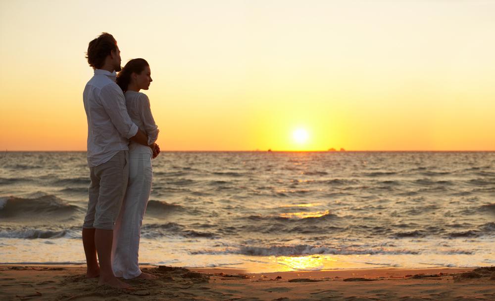 Романтизм, буква закона в счастливой паре