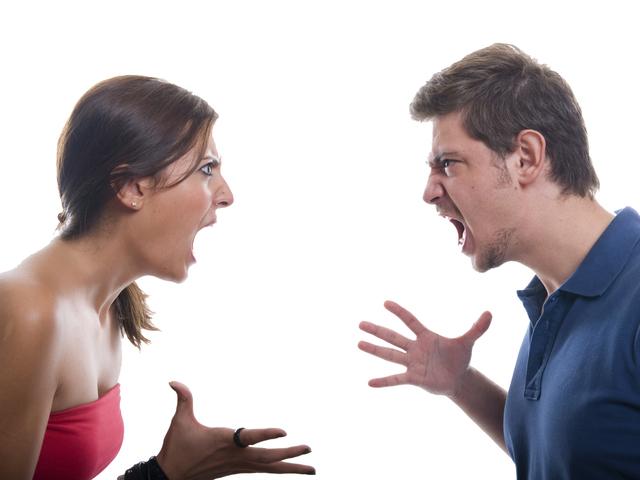 В счастливых парах не существует ссор