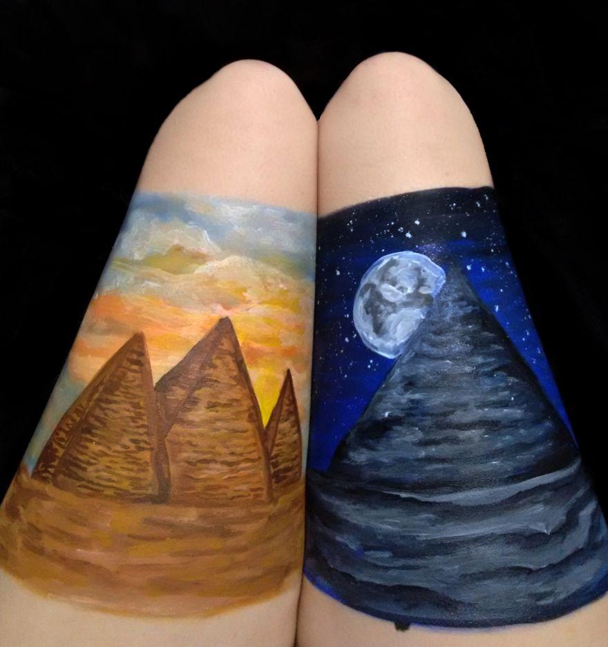 Brazilian-artist-makes-body-paint-herself8__880
