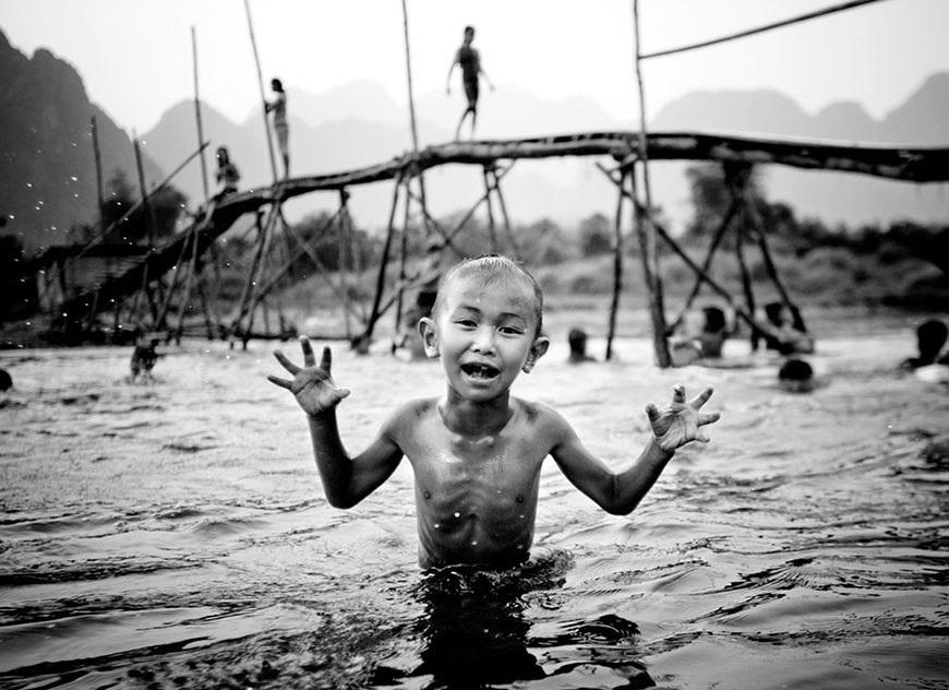 laos child