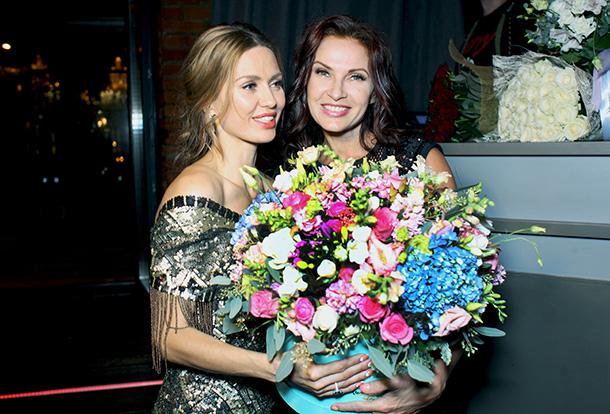 Виктория Боня и Эвелина Бледанc