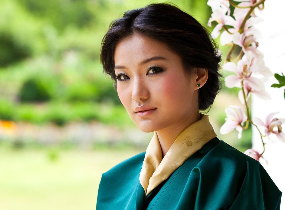 Queen Jetsun Pema (Bhutan)